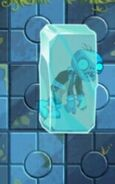 Future Zombie Frozen by Ice Bloom