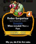 RodeoGargantuarHDescription