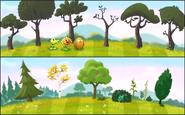 Background art concepts - ArtofReanimPvZ2