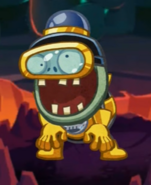 Impfinity's expression when a legendary plant is played