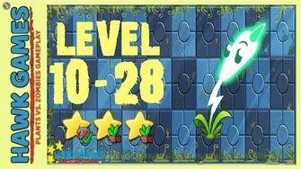 V1.0.81 Plants vs. Zombies All Stars - Far Future Level 10-28