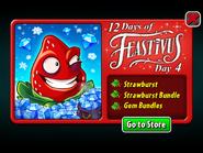 12 Days of Feastivus 2019 Day 4 Strawburst & Gem Bundles