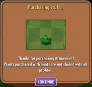 Armamint purchase