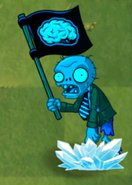 FrozenFlagZombie