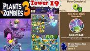 Plants vs. Zombies 3 - Zomboss Unlocked Silicorn Lab - Devour Tower 19 (Ep