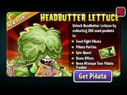 Headbutter Lettuce Ad