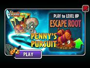 Penny's Pursuit Escape Root