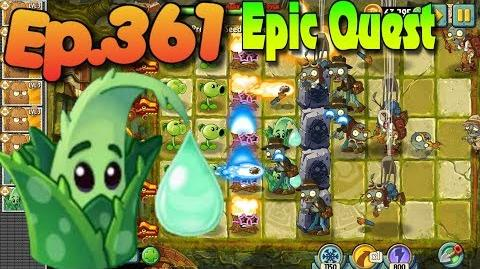 Plants vs. Zombies 2 - ALOE - Epic Quest Premium Seeds (Ep