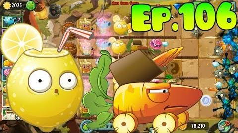 Plants vs. Zombies 2 (China) - Unlocked 2 new Plants - Kung-Fu World Day 20 (Ep