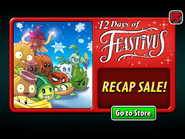 12 Days of Feastivus 2020 Day 12 Recap Sale