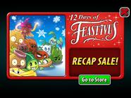 12 Days of Feastivus 2020 Day 12 Recap Sale