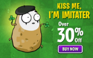 Kiss Me, I'm Imitater. Over 30% Off. Buy Now