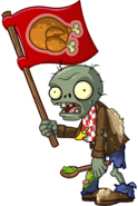 Foodfight zombie flag