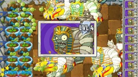 I, Zombie Plants vs Zombies 🌻 - Mummified Gargantuar 👾 Zombie vs Plants 10