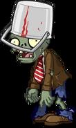 Buckethead Zombie Almanac Icon Texture