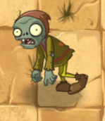 Peasant Zombie in Wild West