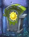 Dark ages sun tombstone