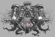 PVZ2 Dark+Ages map Zom
