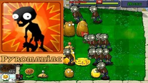 Plants vs. Zombies - Achievement - Pyromaniac (Android Gameplay HD) Ep