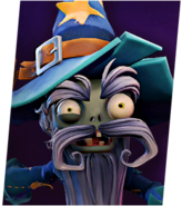 CharacterSelect Zombie Wizard(jan2020)