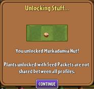 Murkadamia Nut Unlocked