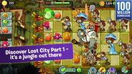 Weird PvZ2 Lost City info pic