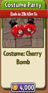CostumePartyCherryBomb
