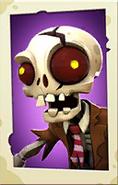 Skeleton Zombie PvZ3 portrait
