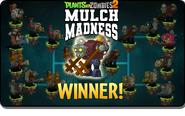 Mulch Madness Gargantuars Gargantuar Prime wins