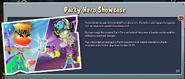 Party Hero Showcase