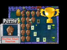 Plants vs. Zombies - Another Chain Reaction Puzzle - Classic PC HD (Ep