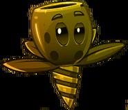 Golden Olive Pit Avatar Texture