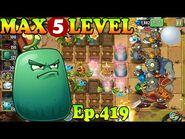 Plants vs. Zombies 2 (China) - Wax Guard level 5 (Ep