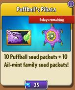 Puffball's Piñata in Store Fixed