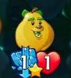 Strikethrough Pear Cub