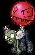 HD Balloon Zombie