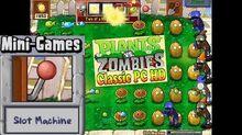 Plants vs. Zombies - Slot Machine Mini-Games - Classic PC HD (Ep