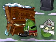 Dead Feastivus Pianist Zombie