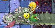 Guacodile on Defeated Dark Dragon