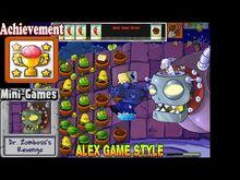 Plants vs. Zombies Dr. Zomboss's Revenge Achievement Beyond the Grave Classic PC HD (Ep