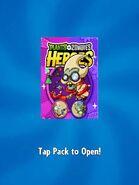 Professor Brainstorm Hero Pack