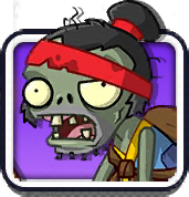 Torch Kongfu Zombie Icon
