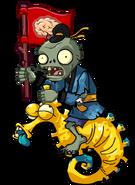 HD Seahorse Zombie