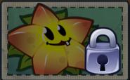 Starfruit PvZ2 Locked Seed Packet