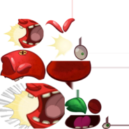 Berry Angry Sprites