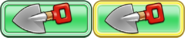 Beta Shovel Icons