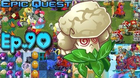 Plants vs. Zombies 2 CAULIPOWER! - Epic Quest Premium Seeds Premium Plant Quest (Ep