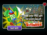 PvZ2 Birthdayz 2020