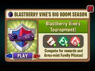 Blastberry Vine's Tournament
