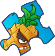 Pineapple Puzzle Piece